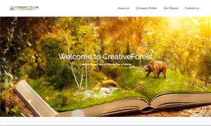 ホームページを開設しました!